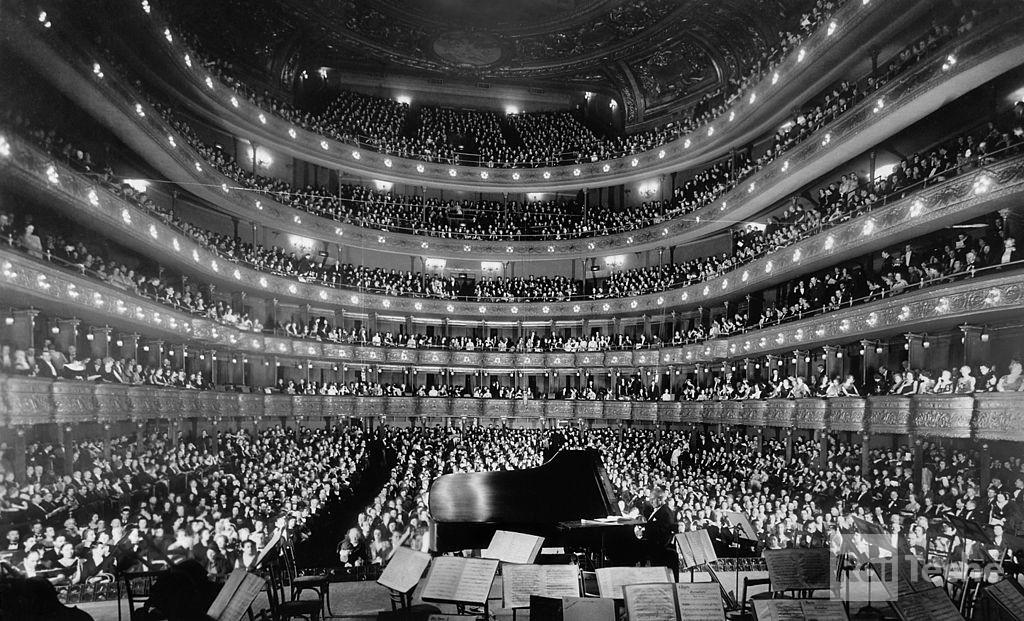 L'opera in concerto