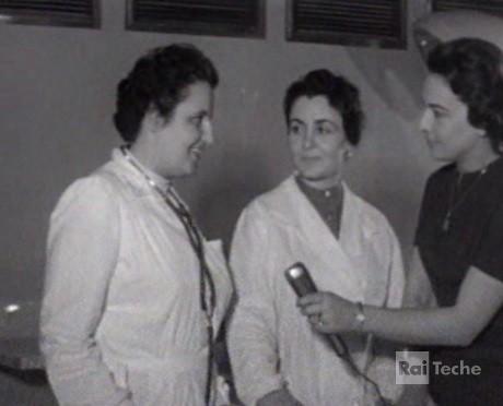 Donne e lavoro  - Indagine tra le ospedaliere del '57