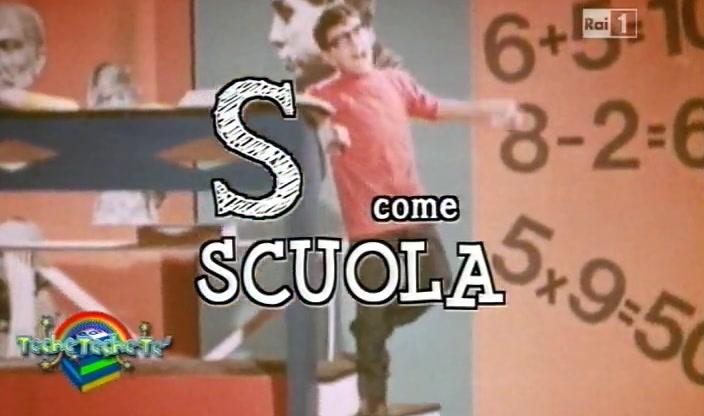 TecheTecheTè - S Come Scuola - 28/06/2013