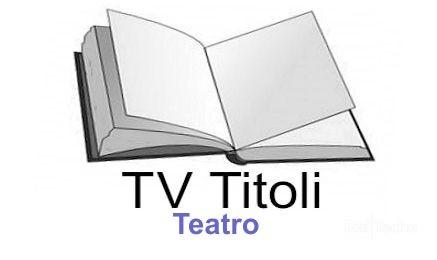 Teatro 1995 - 1996