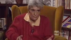 Luce D'eramo e Franco Scaglia