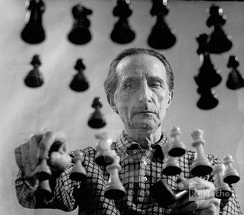 MArcel Duchamp, Alberto Boatto