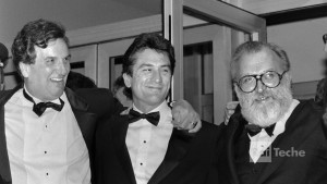 Robert De Niro, Sergio leone