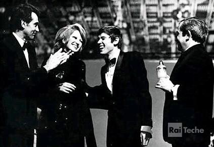 28 settembre 1968: prima puntata di
