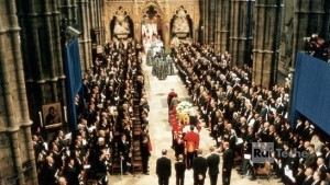 Lady Diana, funerali