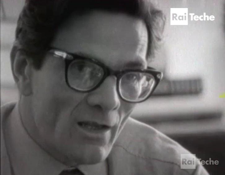 Pasolini, il corpo e la voce, in anteprima alla Festa del Cinema di Roma