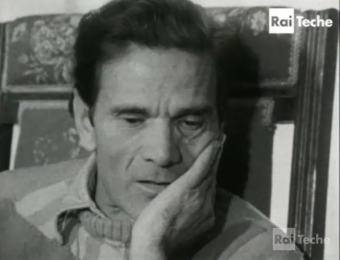 Pier Paolo Pasolini: i contributi di repertorio