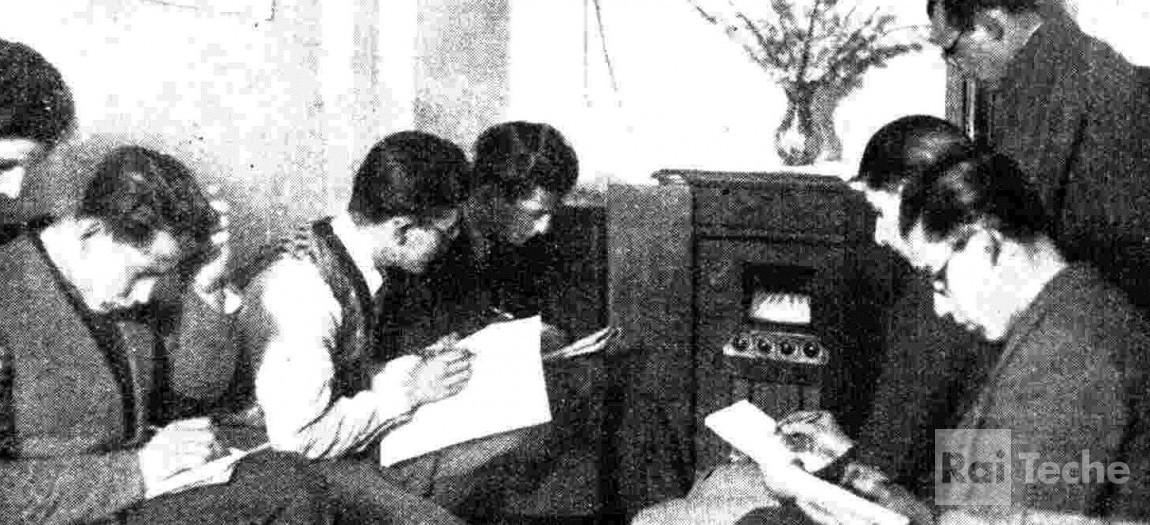 Il documentario alla radio