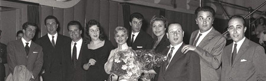 Un giorno col personaggio: Federico Fellini