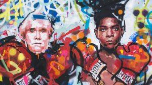 Jean Michel Basquiat, potere all'arte di strada