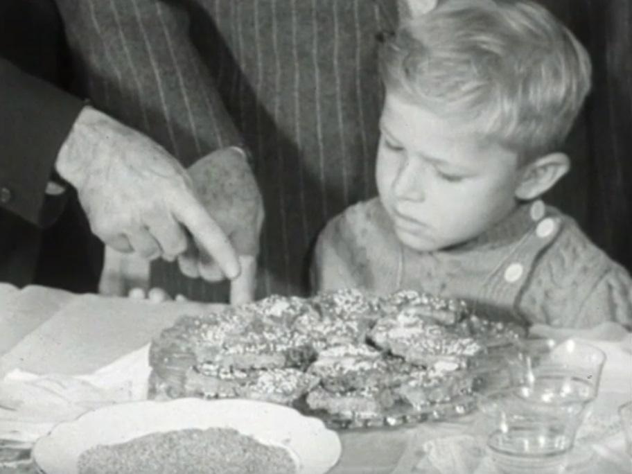 Il pranzo di Natale di Mario Soldati, 1958