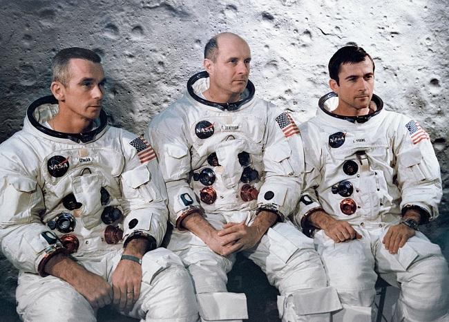 26 maggio '69: il rientro dell'Apollo 10