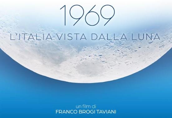 1969 - L'Italia vista dalla Luna, sabato 20 luglio Rai 3