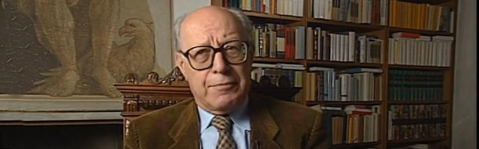 Emanuele Severino – Nietzsche - Rai Teche - Enciclopedia multimediale delle Scienze Filosofiche
