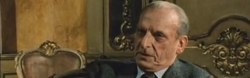 Norberto Bobbio – Che cosa e la democrazia - Rai Teche - Enciclopedia multimediale delle Scienze Filosofiche