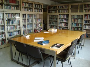 Interno Biblioteca Teulada
