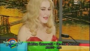 Sabina Guzzanti e Serena Dandini