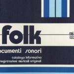 Archivio del Folclore italiano - Lazio