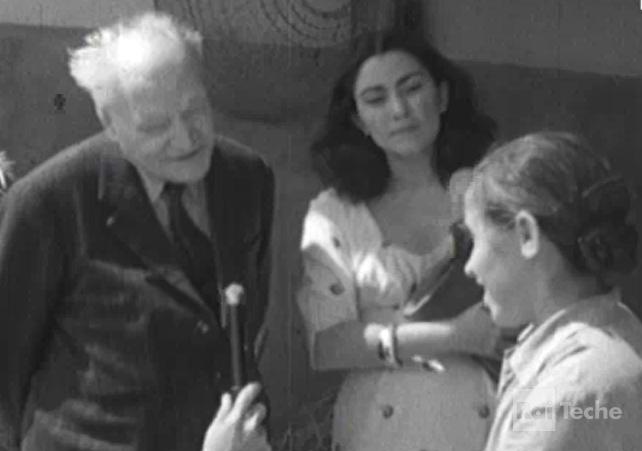 Il Viaggio in Sardegna di Ungaretti, Caproni, Rea, Piccioni ed altri intellettuali nel 1955