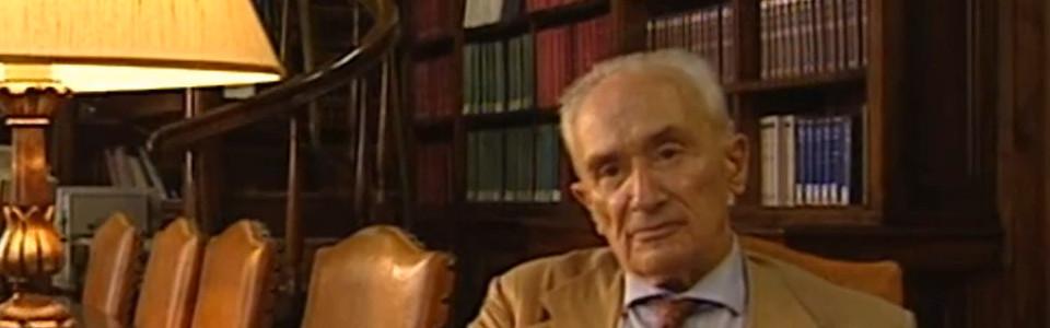 Giovanni Sartori – Democrazia diretta e democrazia rappresentativa - Rai Teche - Enciclopedia multimediale delle Scienze Filosofiche
