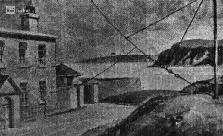 Primo collegamento transoceanico