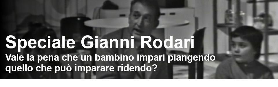Speciale Gianni Rodari - Rai Teche