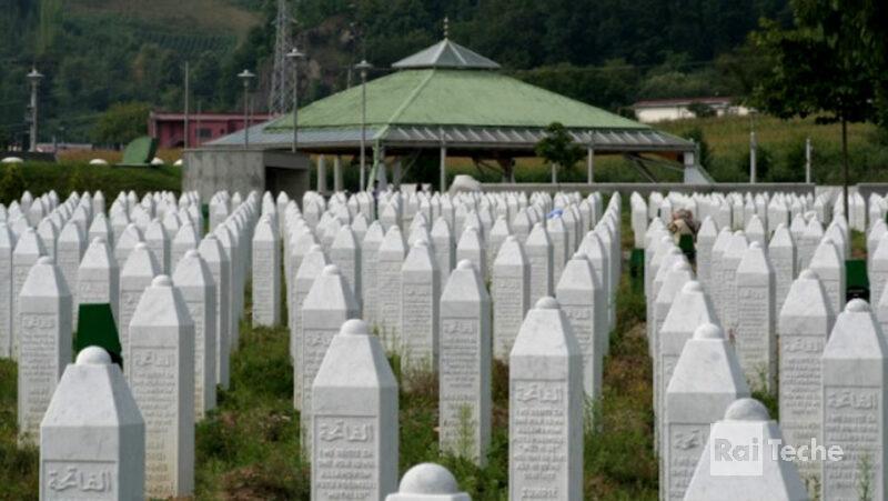 11 luglio 1995 il massacro di Srebrenica