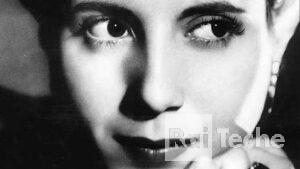 22 agosto 1951, Evita Peron verso la vicepresidenza dell'Argentina