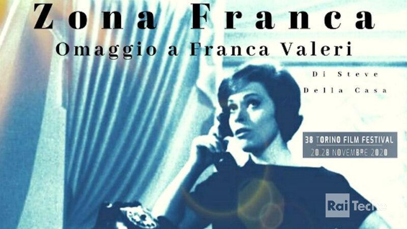 FRANCA VALERI - Rai Teche