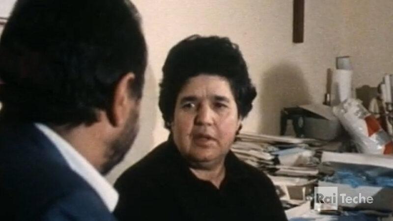 Natuzza Evolo la mistica calabrese si racconta, 1985