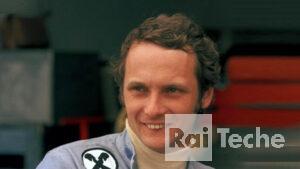 Niki Lauda - Rai Teche