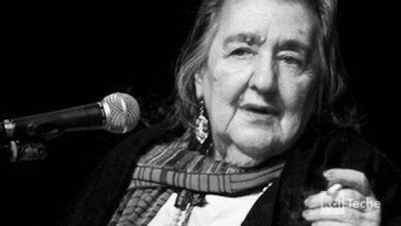 Alda Merini autoritratto 1990