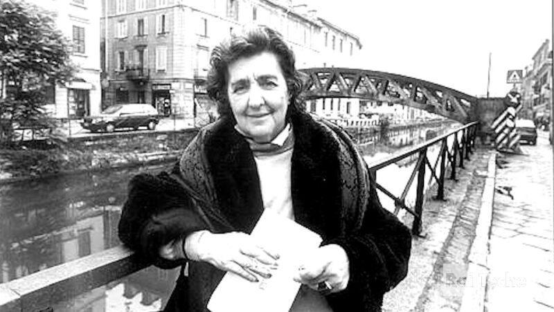 Alda Merini interpreta Luce 1995