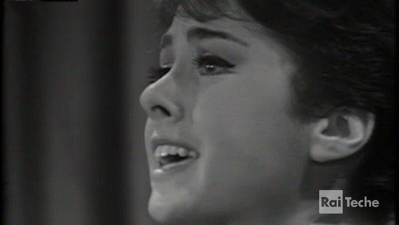 Gli inediti di Rai Teche Gigliola Cinquetti al Festival di Sanremo 1966