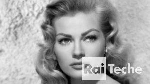 Anita Ekberg, musa di Fellini e icona cinematografica degli anni '60