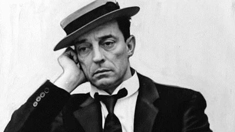 Buster Keaton, il comico che non sorride mai