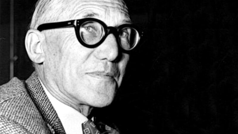 Le Corbusier, l'architetto che rivoluzionò il concetto di spazio