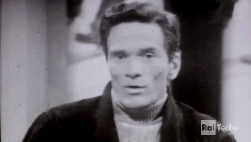 Pasolini in Sapere – l'uomo e la società, 1968