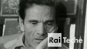 Pier Paolo Pasolini i contributi di repertorio