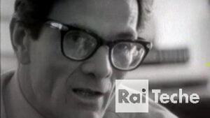 Pier Paolo Pasolini. Un poeta scomodo, 1997 – sesta parte