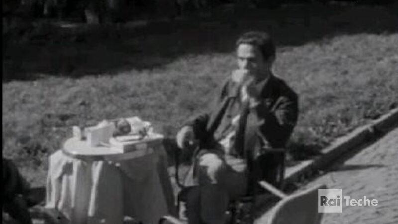 Raccolta Pasolini, il corpo e la voce